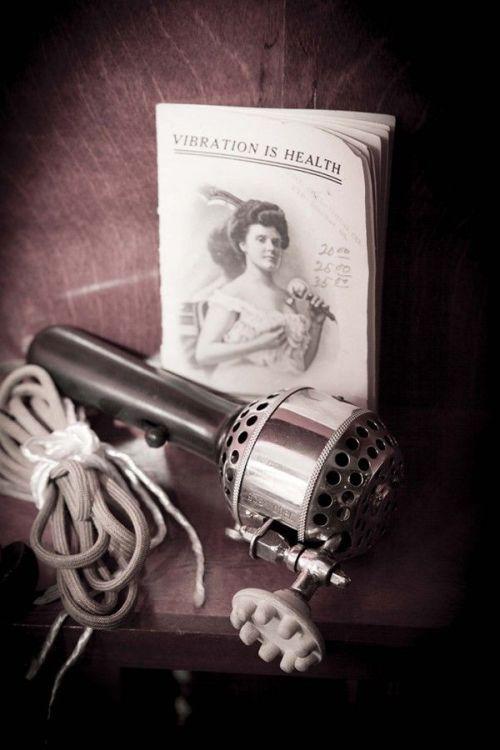 Интересные факты из истории создания вибратора (10 фото)