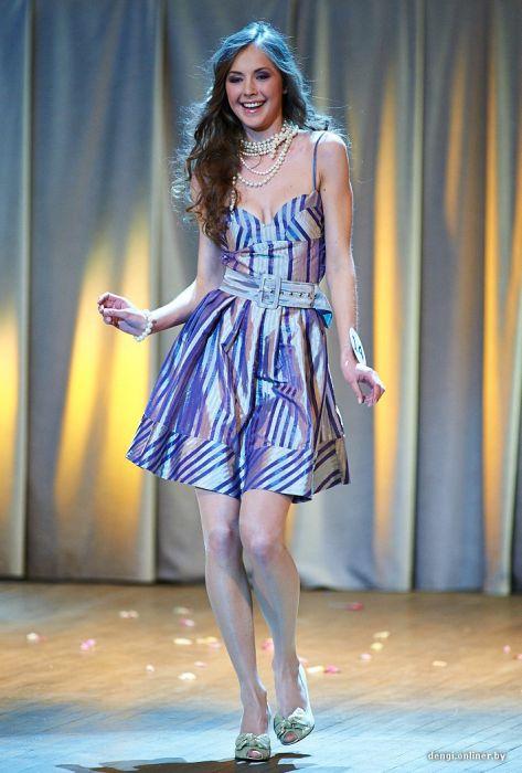 Самая красивая студентка Беларуси на конкурсе «Королева Весна» (34 фото)