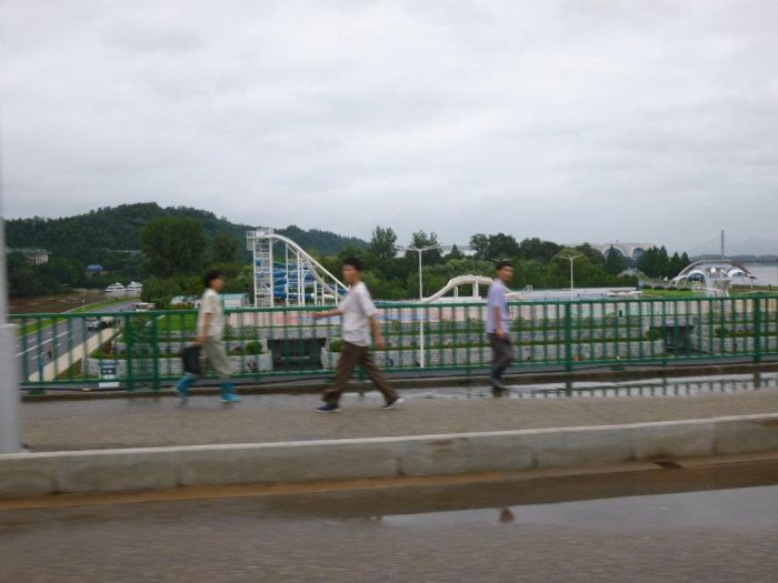 Фотоотчет из Северной Кореи (124 фото)