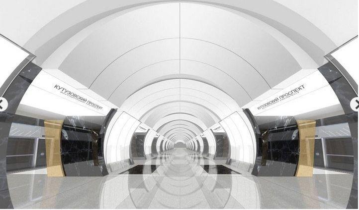 Проекты новых станций метро для Москвы (37 фото)