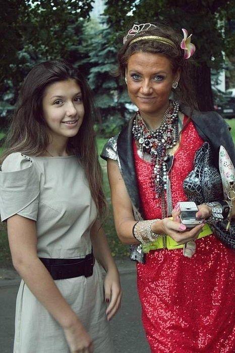 Света Яковлева - уникальный персонаж московской тусовки (18 фото + видео)