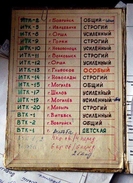 Фотопрогулка по минской исправительной колонии (61 фото)