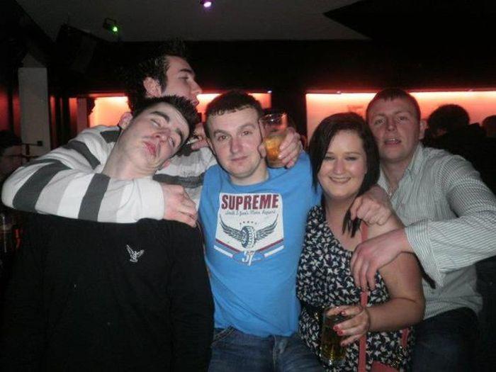 Очень пьяные люди (60 фото)