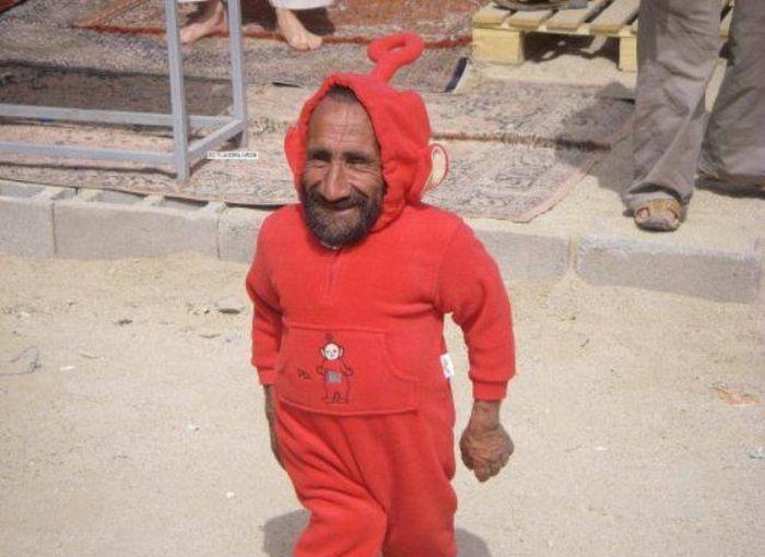 Необъяснимые снимки, сделанные странными людьми (51 фото)