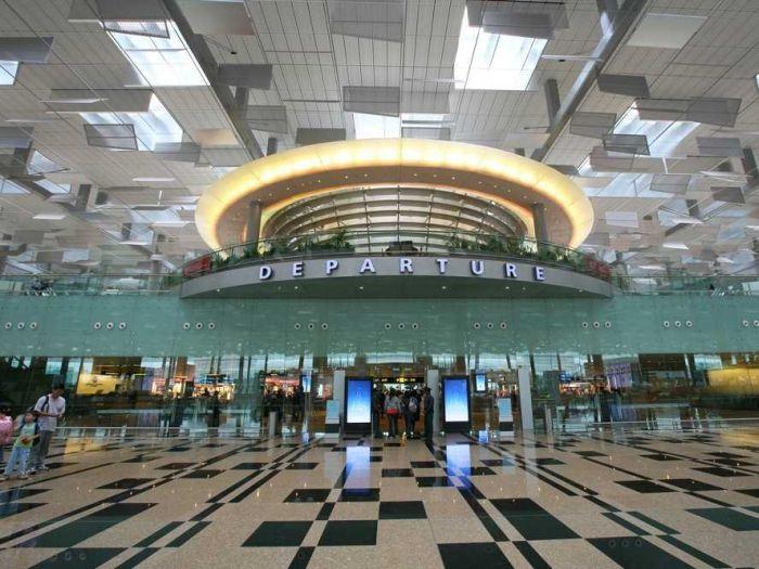 Чанги - сингапурский аэропорт, в котором не соскучишься (28 фото)
