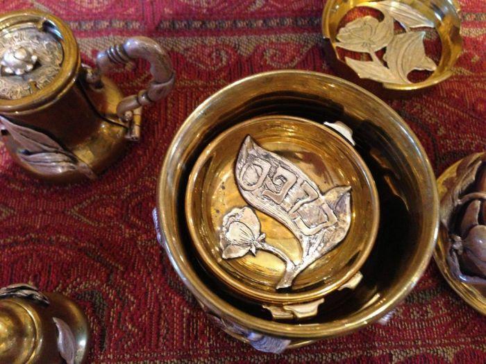 Необычный чайник с секретом (24 фото)