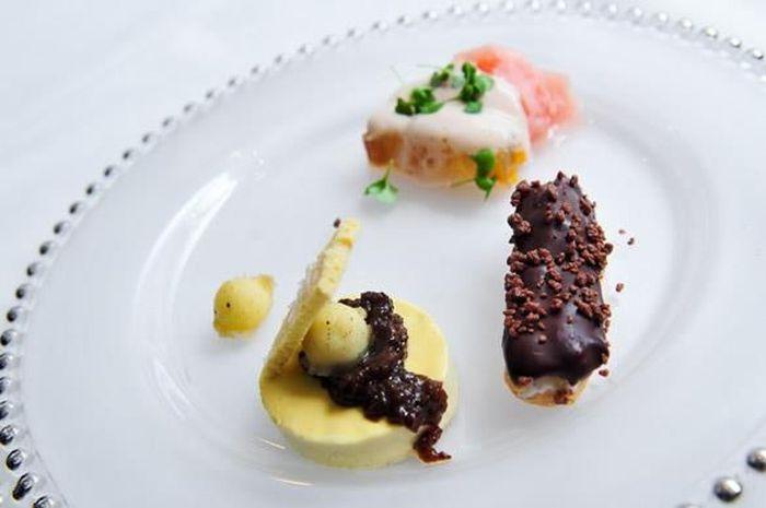 Последний ужин пассажиров Титаника (12 фото)