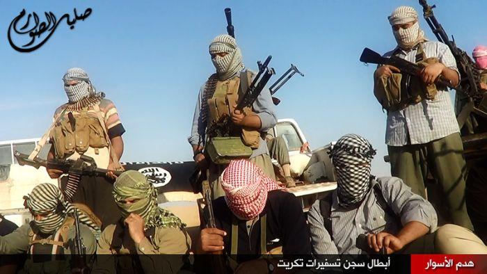 Эксклюзивный фотоотчет о джихадистах в современном Ираке (41 фото)