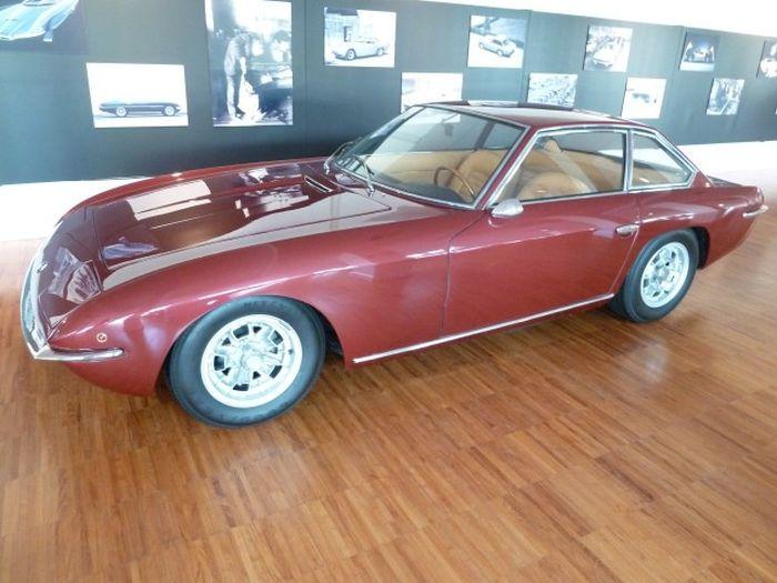 Музей итальянских суперкаров Lamborghini