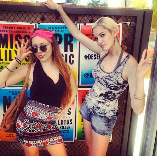 Девушки с фестиваля Coachella 2013. Часть 2 (58 фото)