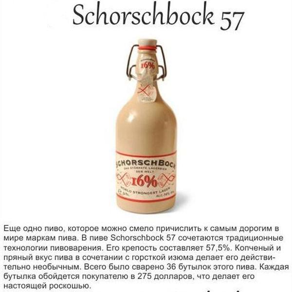 Необычные и редкие сорта пива (9 фото)