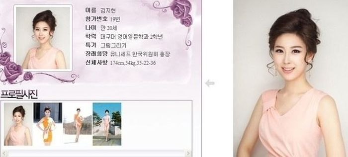 Жюри конкурса красоты в Южной Корее не позавидуешь (24 фото)