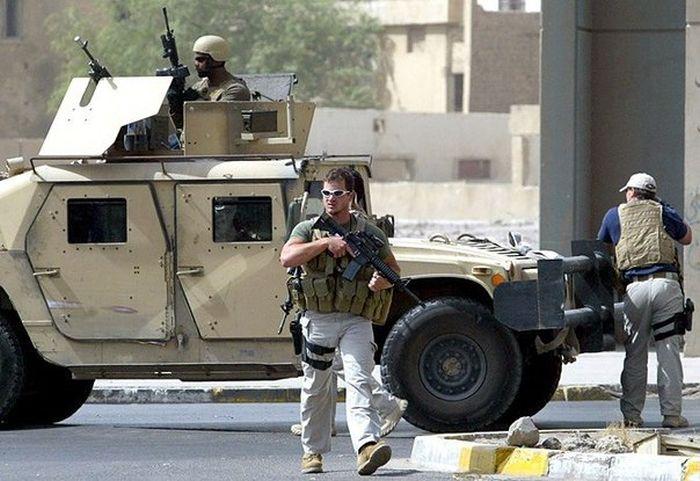 Дикие гуси - рассказ современного наёмника, побывавшего в Ираке (10 фото)