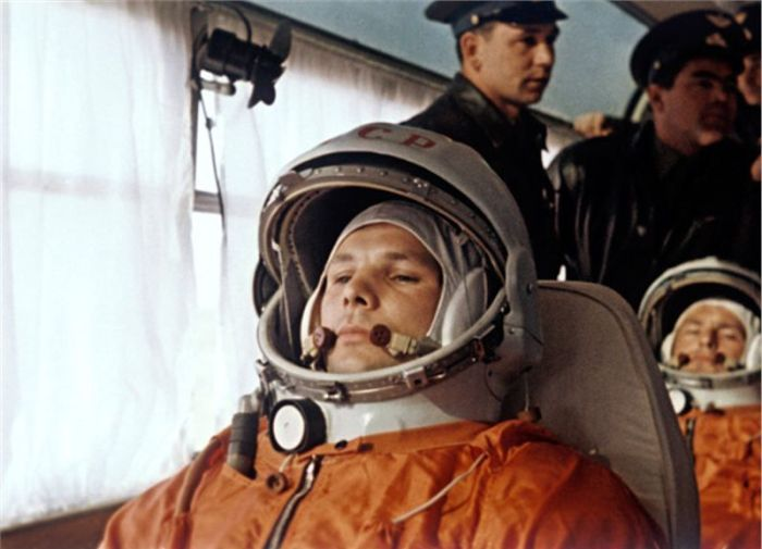 Пионеры космоса, чьи имена вошли в историю (12 фото)