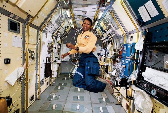 Tarihte Ünlü Uzay Öncüleri (12 Fotograf)