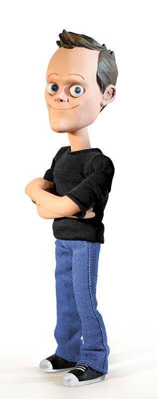 Создание персонажей из анимационных фильмов и мультиков (101 картинка)