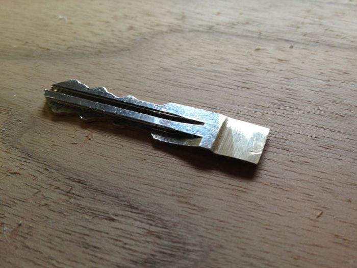 Необычный ключ для автомобиля своими руками (9 фото)