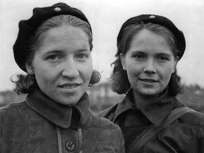 Женщины, которые воевали не хуже мужчин на войне (23 фото)