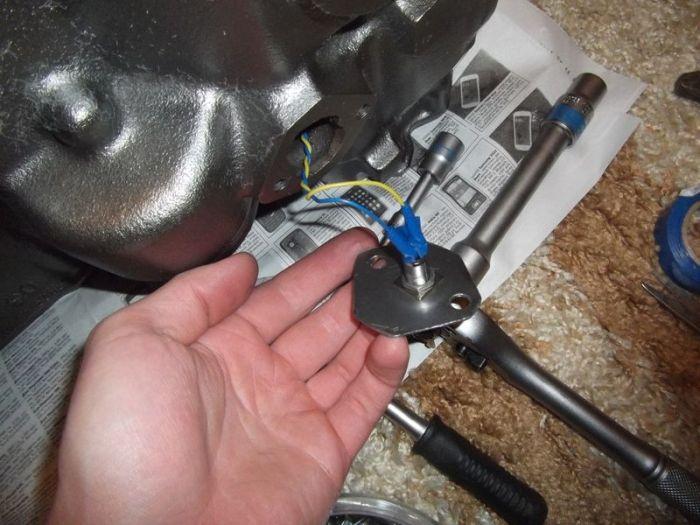 Делаем журнальный столик из блока цилиндров двигателя (20 фото)
