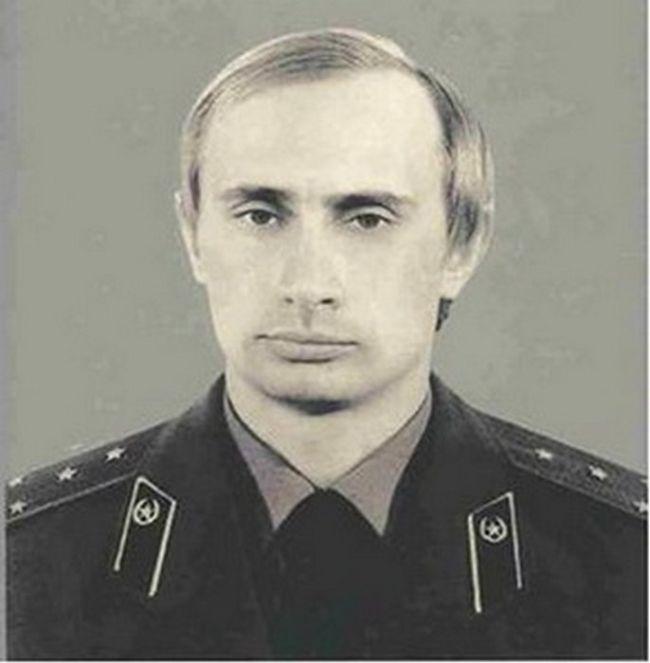 Путин и его неизвестный подвиг (2 фото + видео)