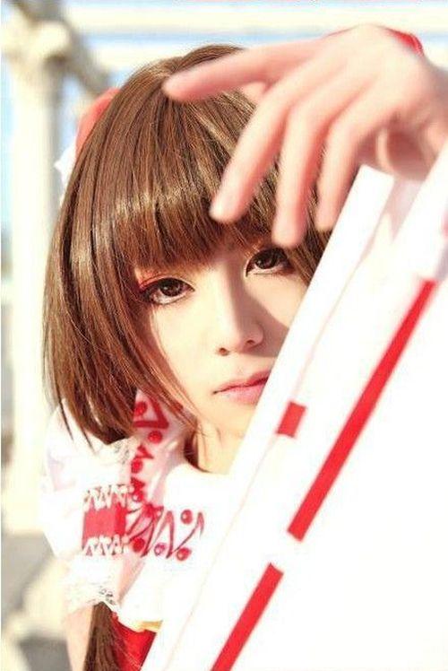 Японский косплей без макияжа (4 фото)