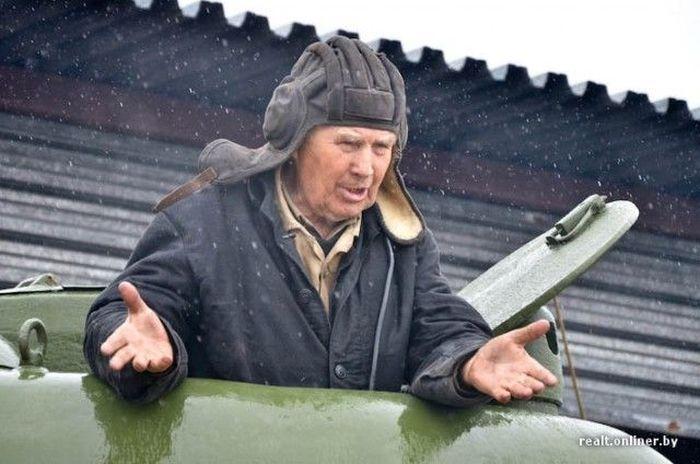 """""""Линия Сталина"""" - уникальный музей в Белоруси (97 фото + 2 видео)"""