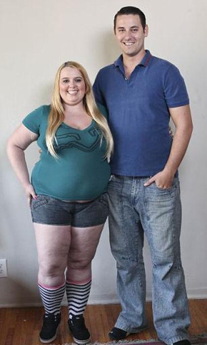 Толстые женщины и худые мужчины — pic 7