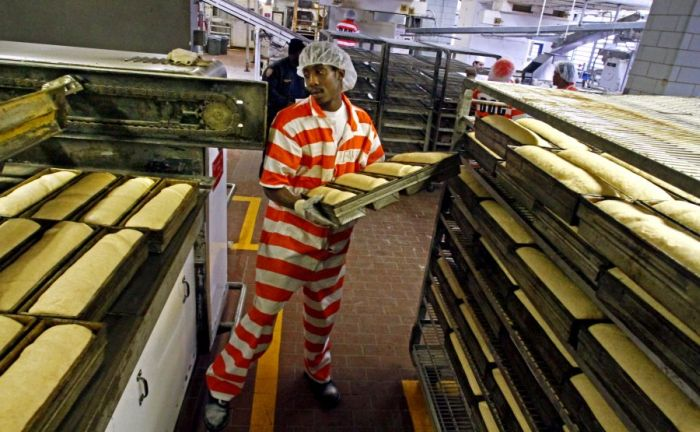 is prison labor good for america The myth of prison slave labor camps in the us bank of america virtually all private sector prison labor is regulated under the prison industries.