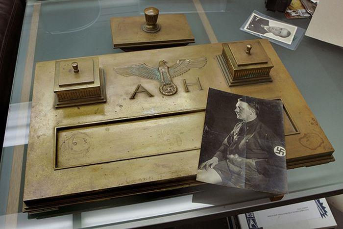 Антиквариат и артефакты Второй мировой войны (10 фото + текст)