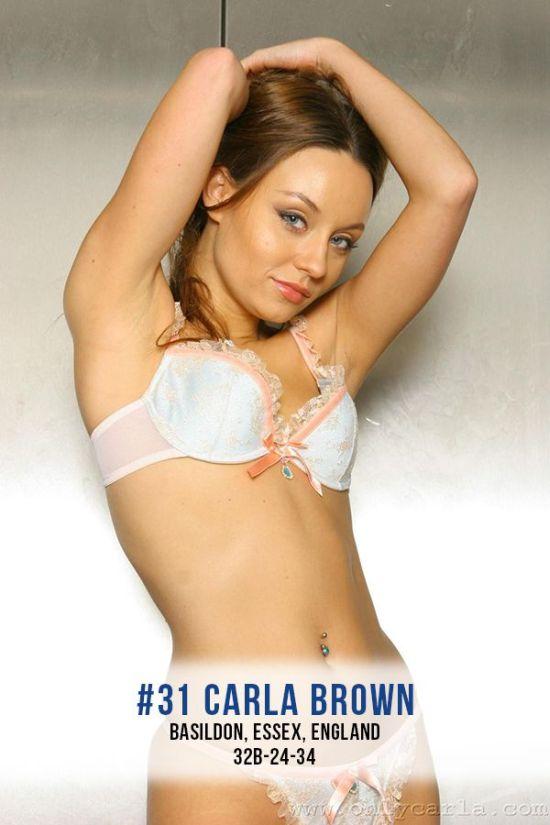 ТОП-50 самых сексуальных английских моделей (50 фото)