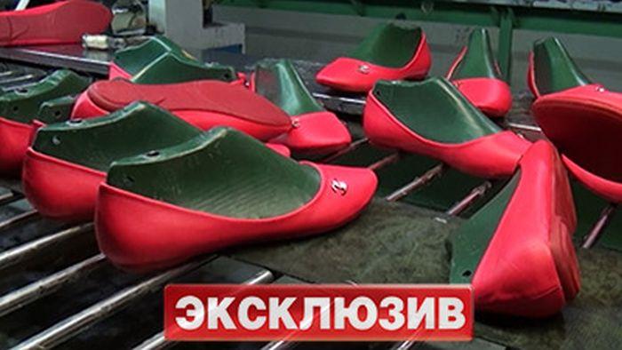 Подпольное производство подделок Chanel на Урале (3 фото + видео)