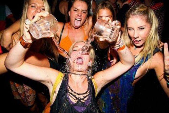 пьяные вечеринки фото