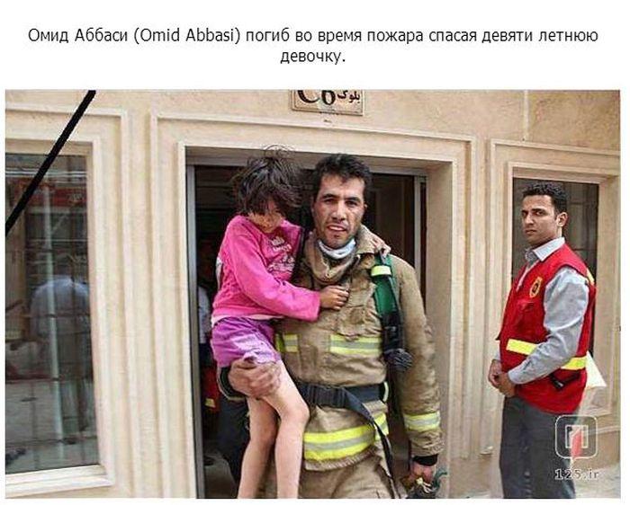 Настоящий герой, достойный уважения (5 фото)