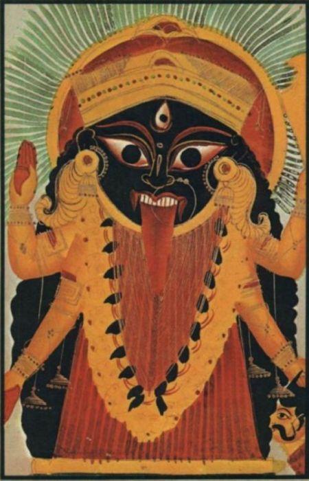 Религиозные монстры и их описание (11 фото)