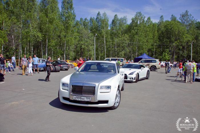 Московский фестиваль заряженных автомобилей Unlim 500+ 2013 (95 фото)