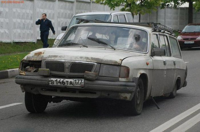 Такое бывает только в России. Часть 4 (60 фото)
