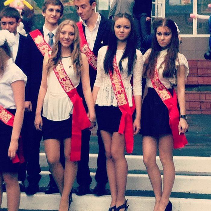 фото 2013 выпускницы