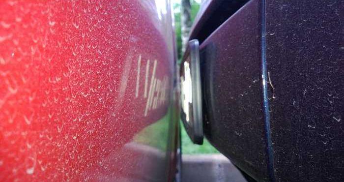 Мастерская парковка на Smart (2 фото)