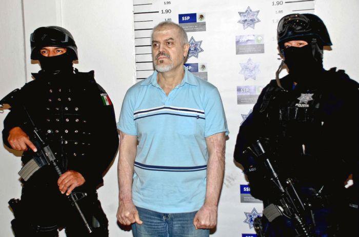 Главари криминальных группировок мира (33 фото + текст)