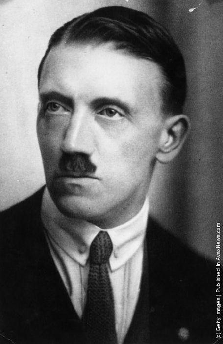 Архивные снимки молодого Адольфа Гитлера. Обсуждение на ...