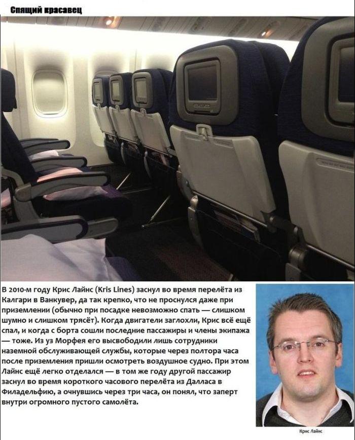 Странные случаи нарушения безопасности в аэропортах (7 фото)