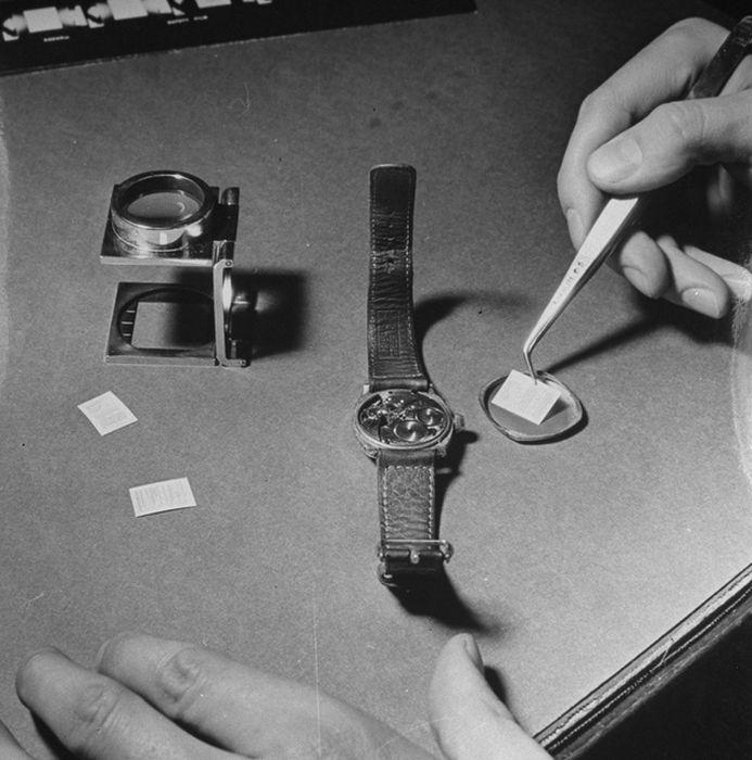 Американское ведомство ФБР 30-40х годов прошлого века (18 фото)