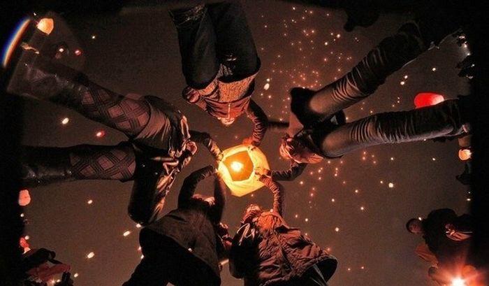 Почему небесные фонарики запрещены во многих странах мира