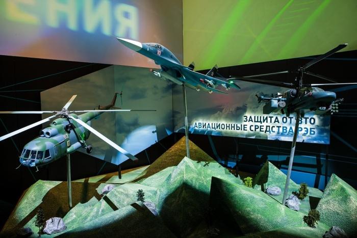 Русская электроника: на земле и в небе (12 фото + текст)