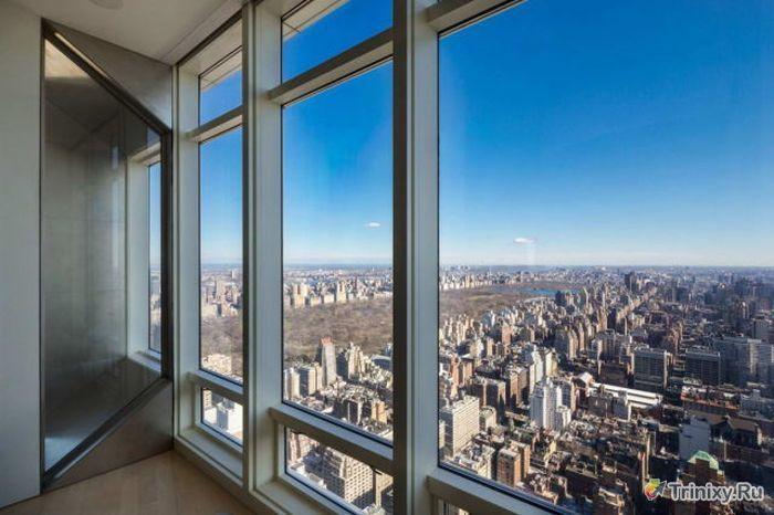 Шикарные апартаменты в Нью-Йорке стоимостью в 115 миллионов долларов (18 фото)