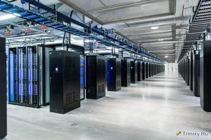 Высокотехнологичный дата-центр Facebook в Швеции (27 фото)