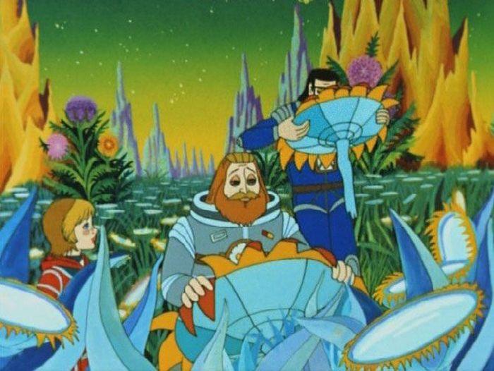 Самые психоделические советские мультфильмы (6 фото)
