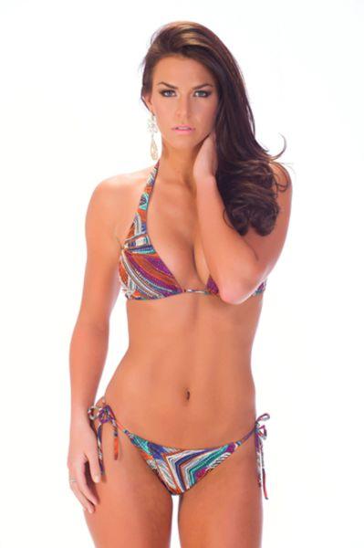 Участницы конкурса Мисс США 2013 в бикини (51 фото)