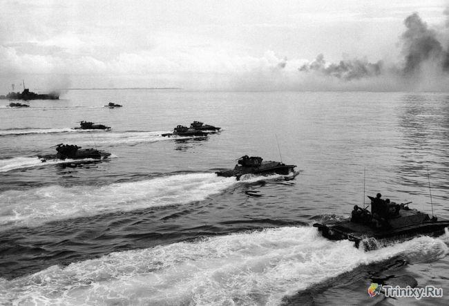 Архивные снимки Второй Мировой Войны (90 фото)