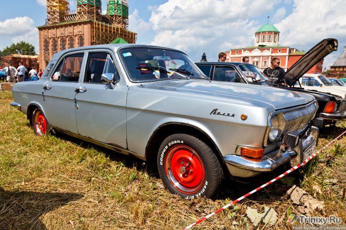 """Автомобильный фестиваль """"Автострада 2013"""" (51 фото)"""